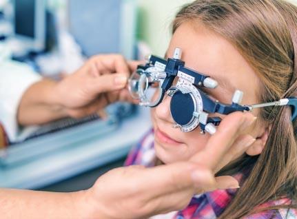 戴眼镜近视加深怎么办?