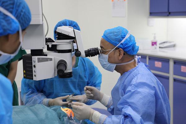 近视手术后遗症