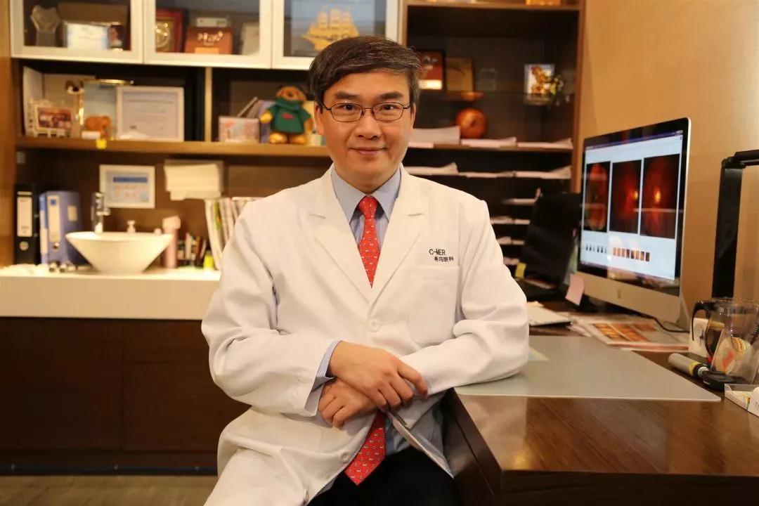 香港希玛眼科集团主席林顺潮教授