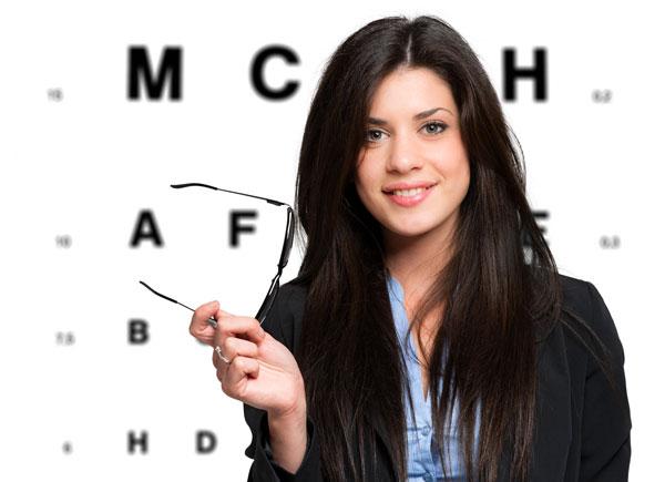 医学验光是配镜的科学方法