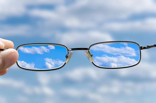 框架眼镜图