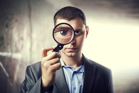青光眼患者视力的缺损